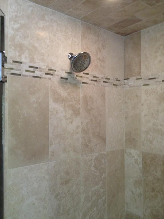 X Shower Tile Patterns Image Cabinets And Shower MandraTavernCom - 12x12 tile shower walls